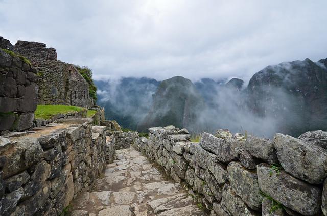 Caminos de Machu Picchu