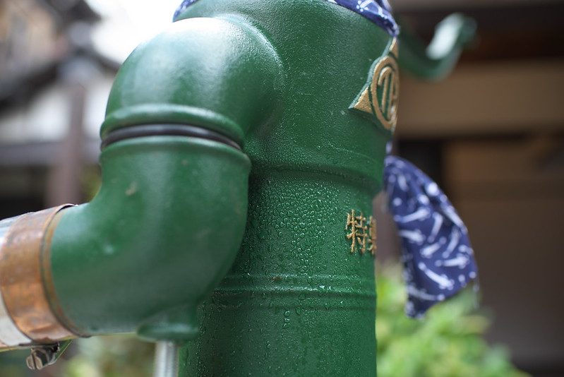 東京路地裏散歩 上野桜木あたり 2015年7月20日