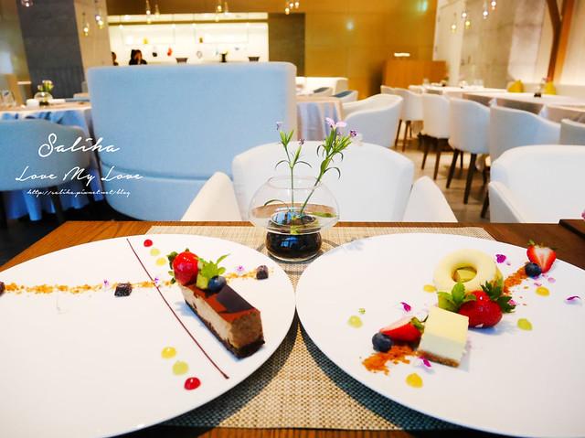 北投美食餐廳老爺酒店輕食下午茶 (20)