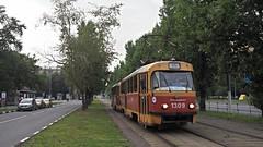 Moscow tram Tatra T3 MTTE 1309