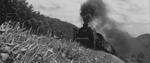 57−磐越東線の上り勾配をゆく貨物列車