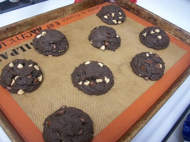 pb chocolate cookies 13
