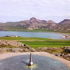 Æðislegt útsýni á Borgarfirði Eystri / beautiful view in Borgarfjordur Eystri