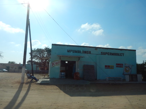 Mpumalanga Supermarket, South Africa
