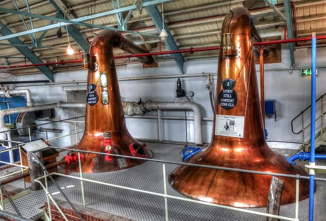 Whisky Stills ……...