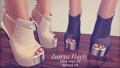 (AMD) Zairya Heels