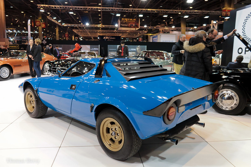 [75][04 au 08/02/2015] 40ème Salon Retromobile - Page 14 20499989685_cb401a7fa3_c