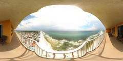 Panama City Beach Balcony