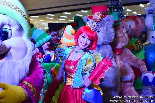 Grand Magical Christmas Parade in SM City Trece Martires (37)