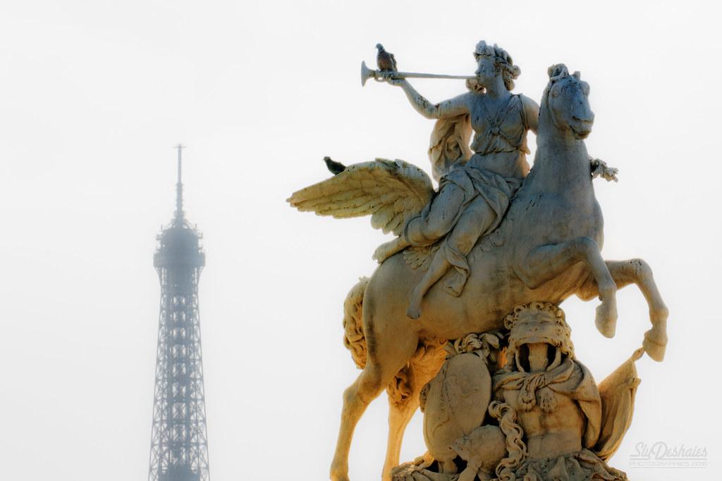 Les deux monuments