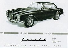 Facel Vega Facel 6 (1964)