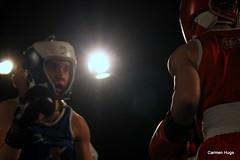 Team Thunder // Velada de Boxeo Marín - 2017