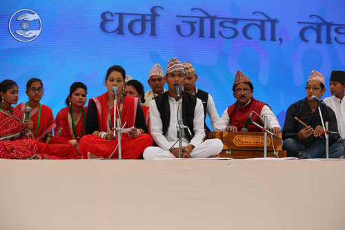 Nepali devotional song by Malti Laxman and Saathi from Mumbai