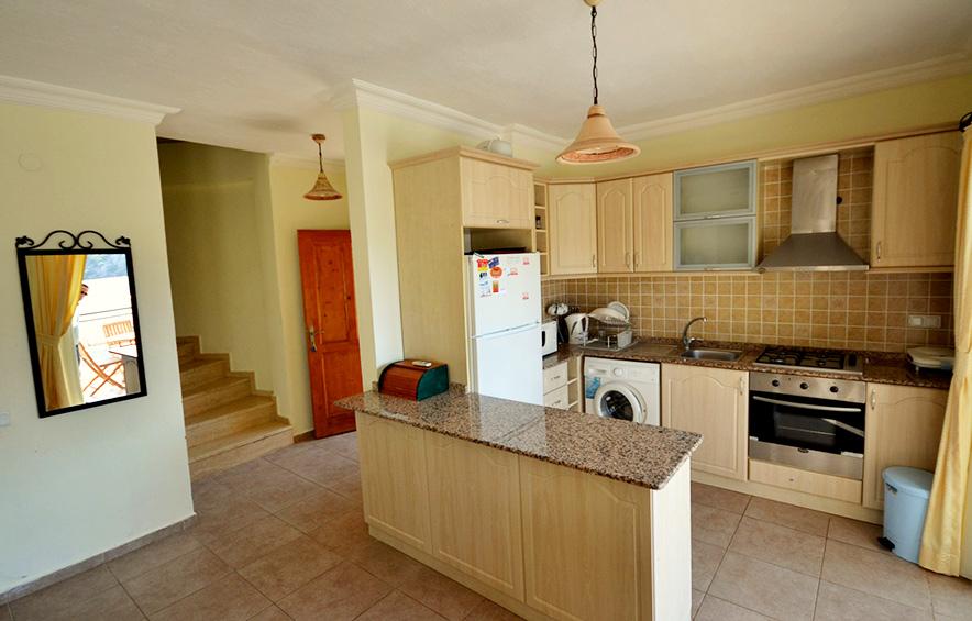 kiralık yazlık villa - 7554
