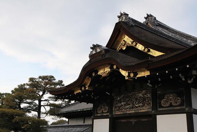 Nijojo Castle, Kyoto