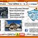 SNOW tour - Bedřichov - Šámalova chata, test běžek 4. - 5. 2. 2017