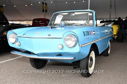 1966 all original Amphicar 770 Convertible