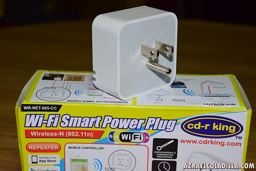 CDR King Smart Power Plug (wifi)
