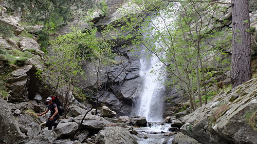 La cascade de Rotella
