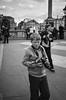 At Trafalgar Square by Búzás Botond Photography