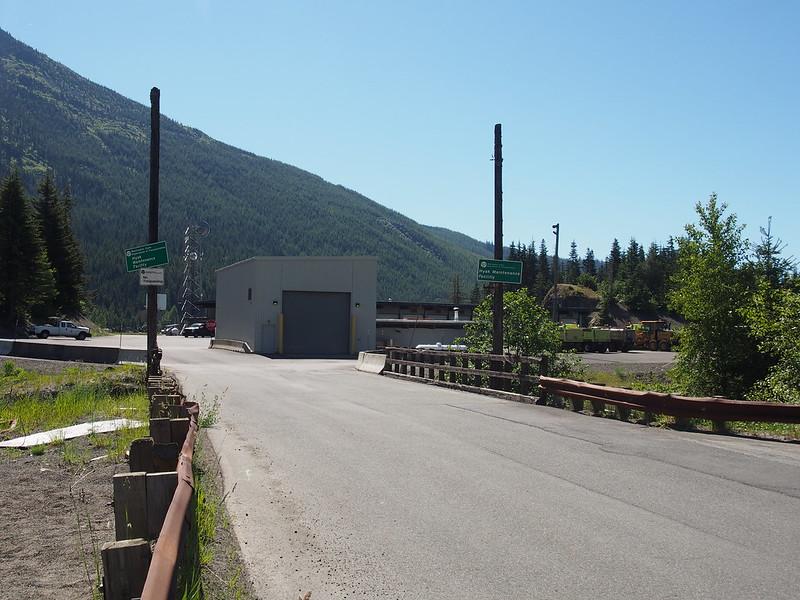 Hyak Maintenance Facility