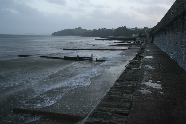 Dawlish Sea Wall