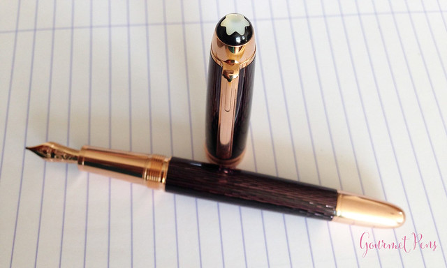 Review Montblanc Meisterstück Solitaire SE Classique Fountain Pen @couronneducomte @montblanc_world (14)