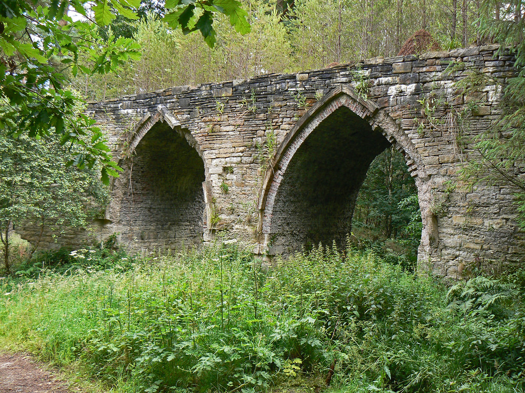 Dukesfield arches 2008 (Ian Hancock)