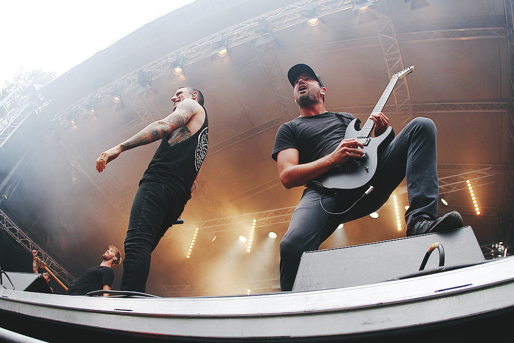 Parkway Drive @ Provinssi 2015