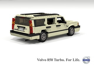Volvo 850 Turbo Estate (1996)