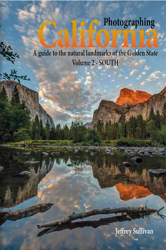 California - South Landscape Photography Guidebook
