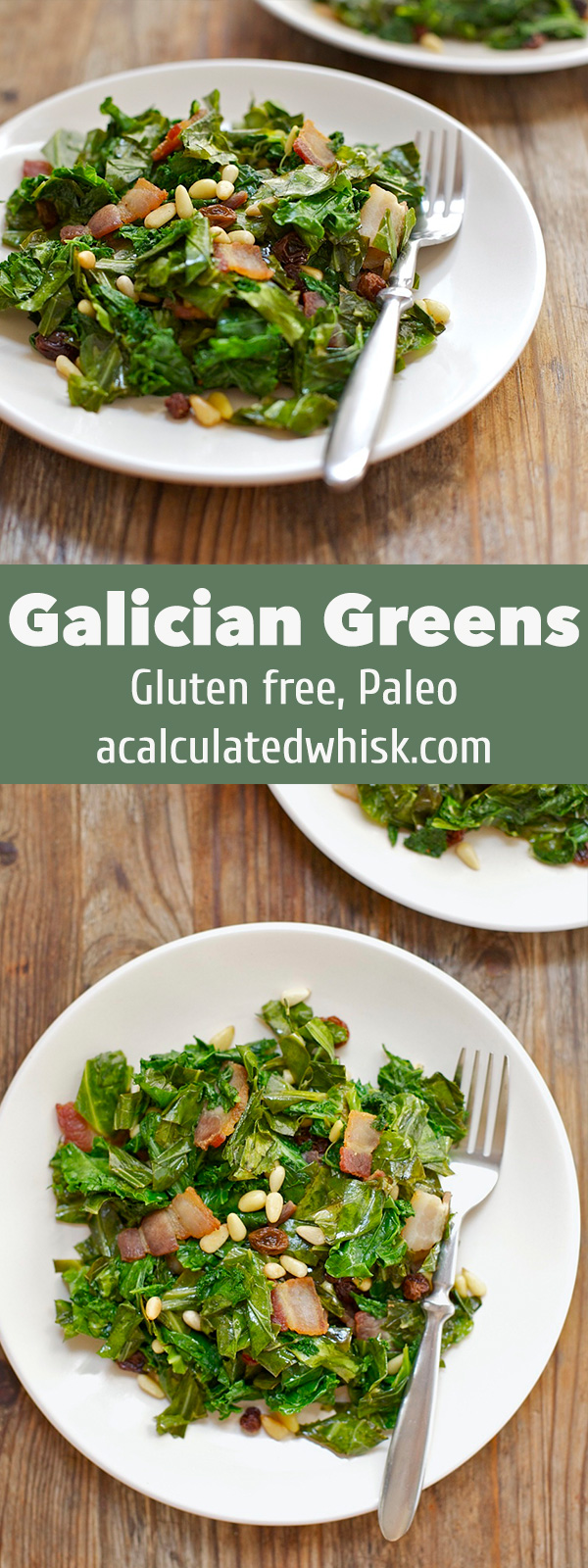 Galician Greens | acalculatedwhisk.com
