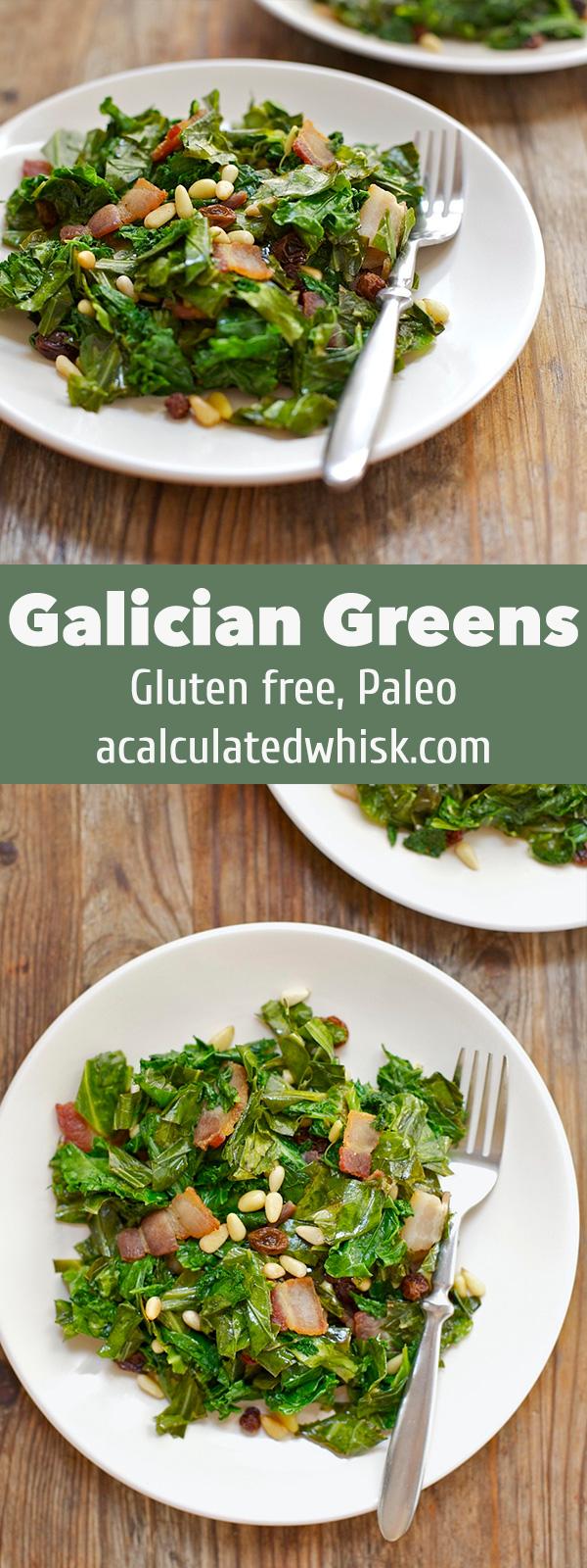 Galician Greens | acalculatedwhisk.com