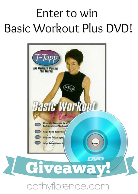 A Basic Workout Plus DVD Giveaway!