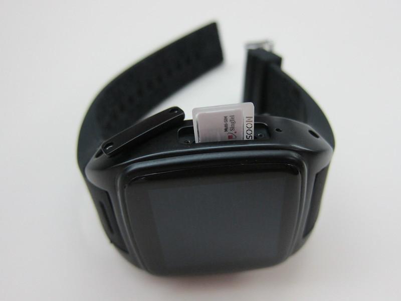 iMacwear M7 - SIM Slot
