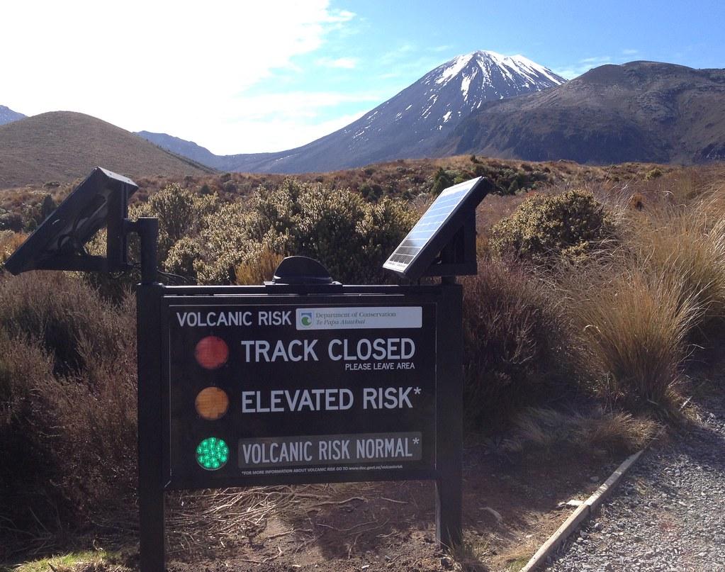Volcanic Risk Normal