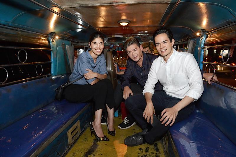Jeepney Trio