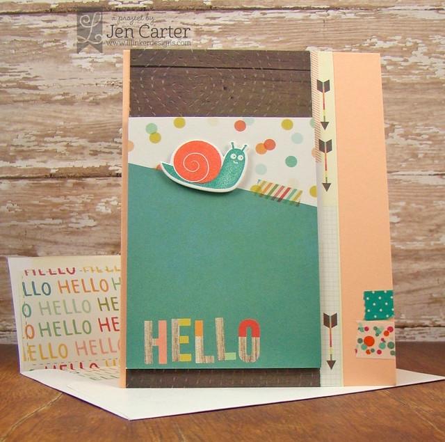 Jen Carter Snailed It Hello 1.7 wm