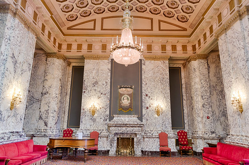 Washington State Reception Room