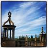 Sky blue #hamiltongardens #thetron #winter #sundayafternoon