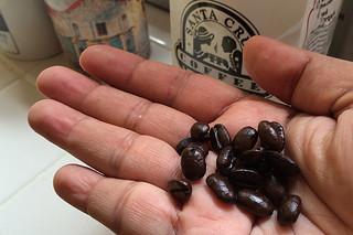 Santa Cruz Coffee Roasting - Santa Cruz dark beans