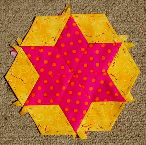 hexagon star 3