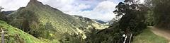 Valle del cócora, Colombia