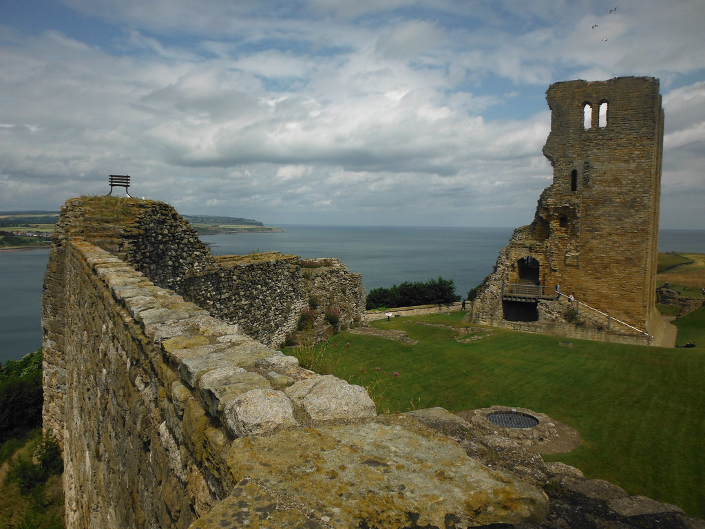 Scarborough Castle Keep 2