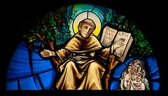 Sant'Antonio predica dall'Albero