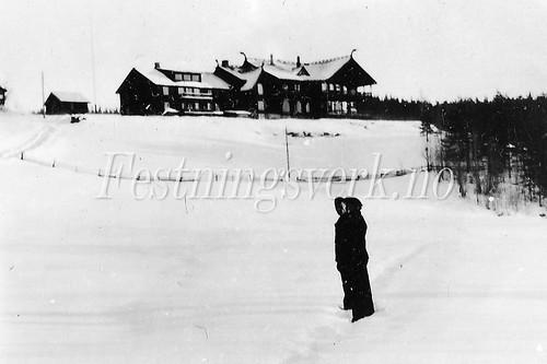 Bolkesjø turisthotell 1940-1945 (2)