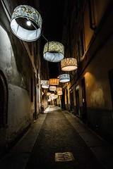 Street's Lights, Parma, Emilia Romagna, Italy
