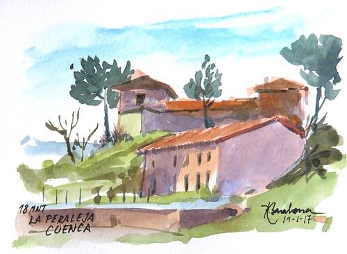 Casas de La Peraleja