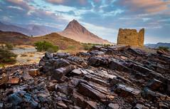 Mountain @ Oman (Retouch)