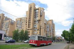 Irkutsk tram 71-605 207